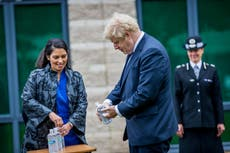 Boris Johnson's decision to stand-by Priti Patel after bullying report triggers legal action