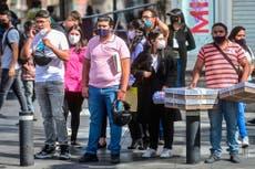 México: Los estados con más casos de COVID-19 desde el inicio de la pandemia