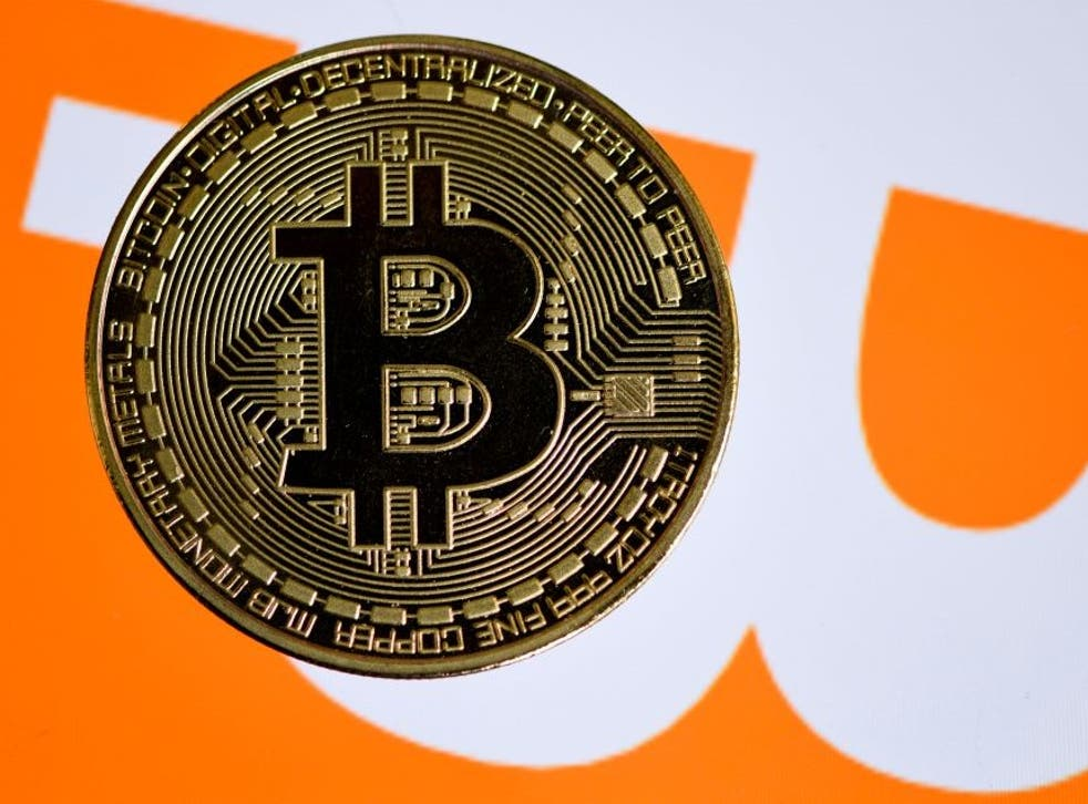 Bitcoin's price has risen 10-fold in less than a year