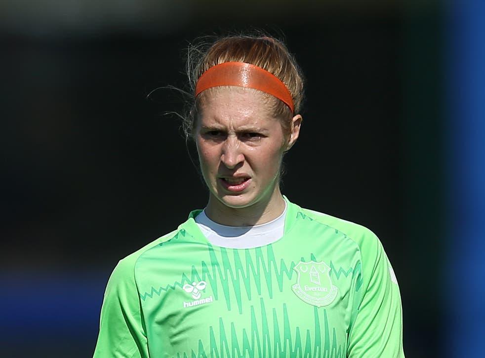 Everton goalkeeper Sandy MacIver