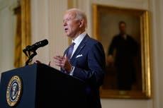 """Biden reúne a los aliados del G7 para enfrentar los desafíos de Rusia, China y la crisis climática tras la """"tensa"""" era de Trump"""