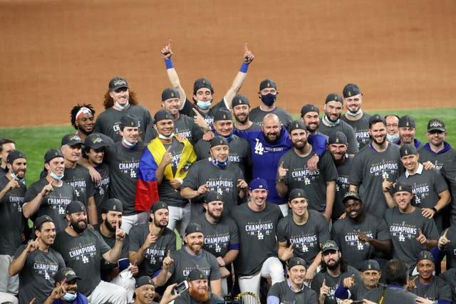 <p>Los Ángeles son el equipo favorito en Las Vegas para ganar el campeonato de la MLB en 2021</p>