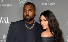"""Kim Kardashian cita """"diferencias irreconciliables"""" en los papeles del divorcio de Kanye West"""