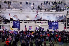 Police chief says militia groups 'want to blow up' Capitol building at Biden State of the Union