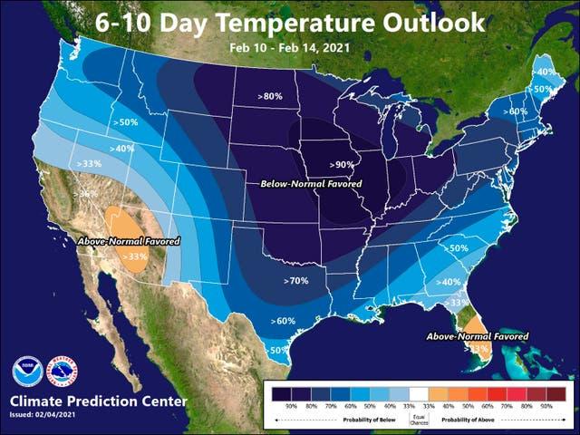 Winter Weather Warnings