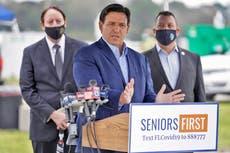 Gobernador de Florida ordena que banderas ondearán a media asta para homenajear a Limbaugh
