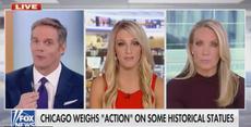 El presentador de Fox News se burló después de afirmar que los 'personajes de la Biblia' enfrentarán una cultura de cancelación
