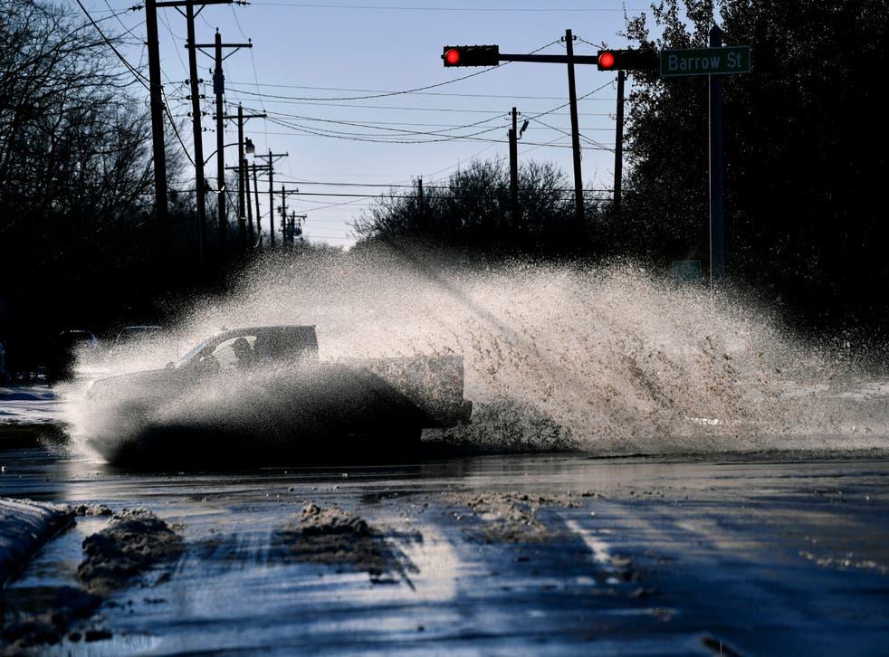 Texas Winter Weather