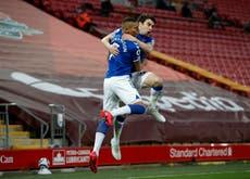 Everton reparte más miseria al Liverpool al lograr la histórica victoria en el Anfield