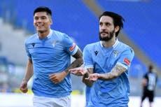 Serie A: Lazio derrota a Sampdoria y sube a puestos de Champions League