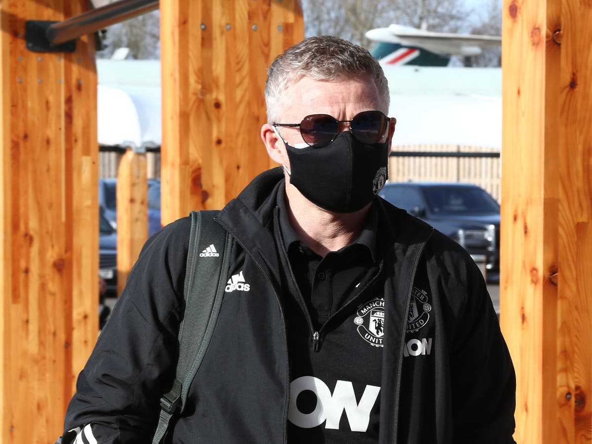 Manchester United coaching staff members to miss Newcastle game in Covid self-isolation - The Independent