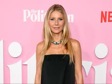 Gwyneth Paltrow faces backlash for claiming she started face mask trend amid pandemic