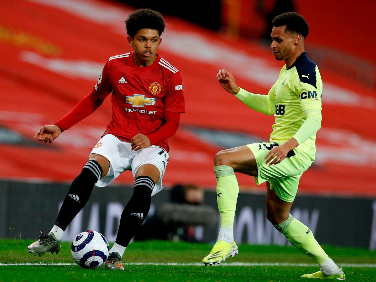 Shola Shoretire: Manchester United boss Ole Gunnar Solskjaer reacts to teenager's debut - The Independent