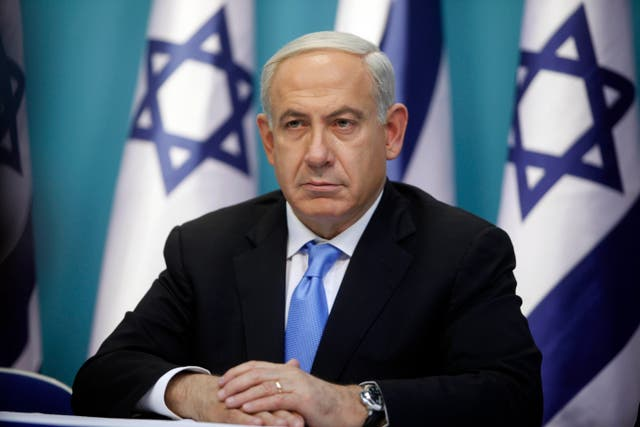 <p>Critics have said Prime Minister Netanyahu is attempting to gain Arab voters because he needs them to win, not because he cares about them </p>