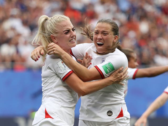 England's women's team return to action on Tuesday