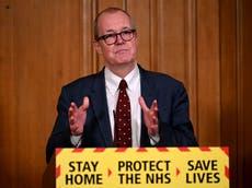 UK still at risk from new Covid wave despite vaccines, warns Sir Patrick Vallance