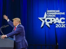 Trump returns: How CPAC could fire the starting pistol for the 2024 White House race