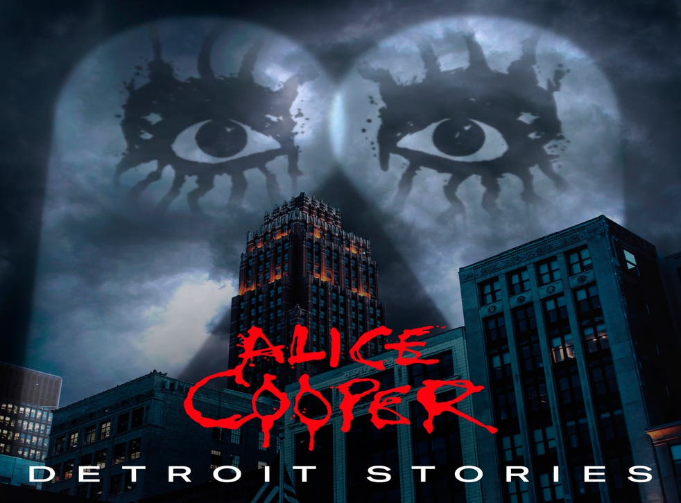 Music Review - Alice Cooper