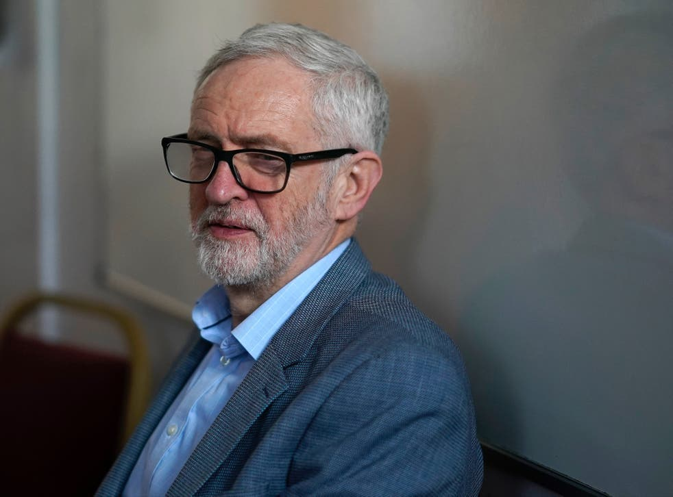 <p>Jeremy Corbyn is no longer a Labour MP, and his supporters in the Labour Party are in headlong retreat</p>