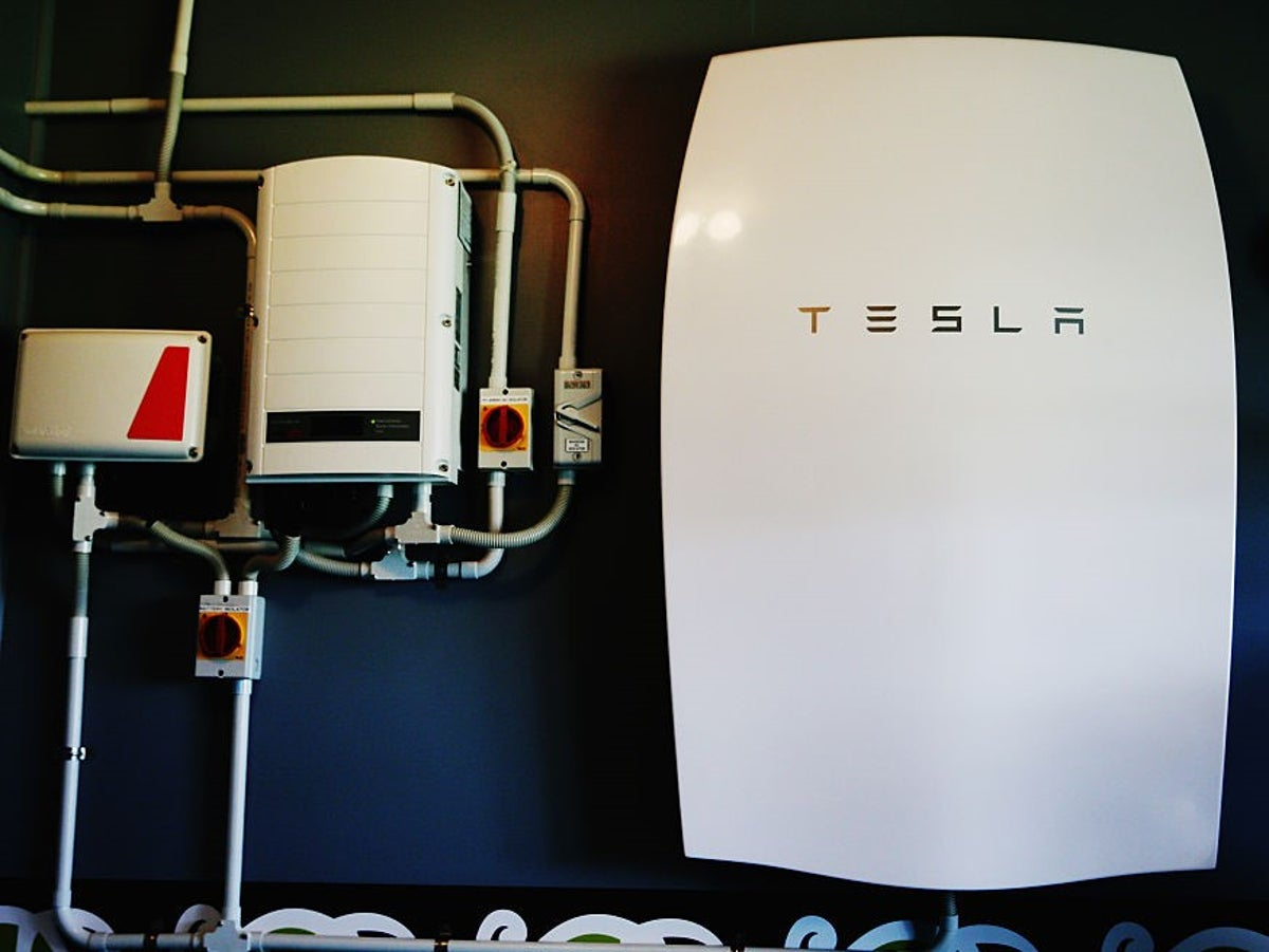 Tesla Powerwall Owners In Texas Avoid Blackout The Independent