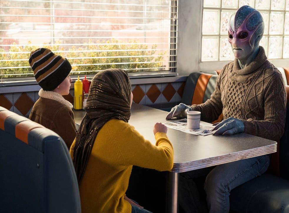 TV Resident Alien