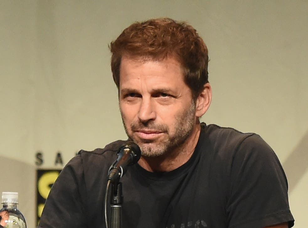 <p>Zack Snyder has never seen the theatrical release of 'Justice League'</p>