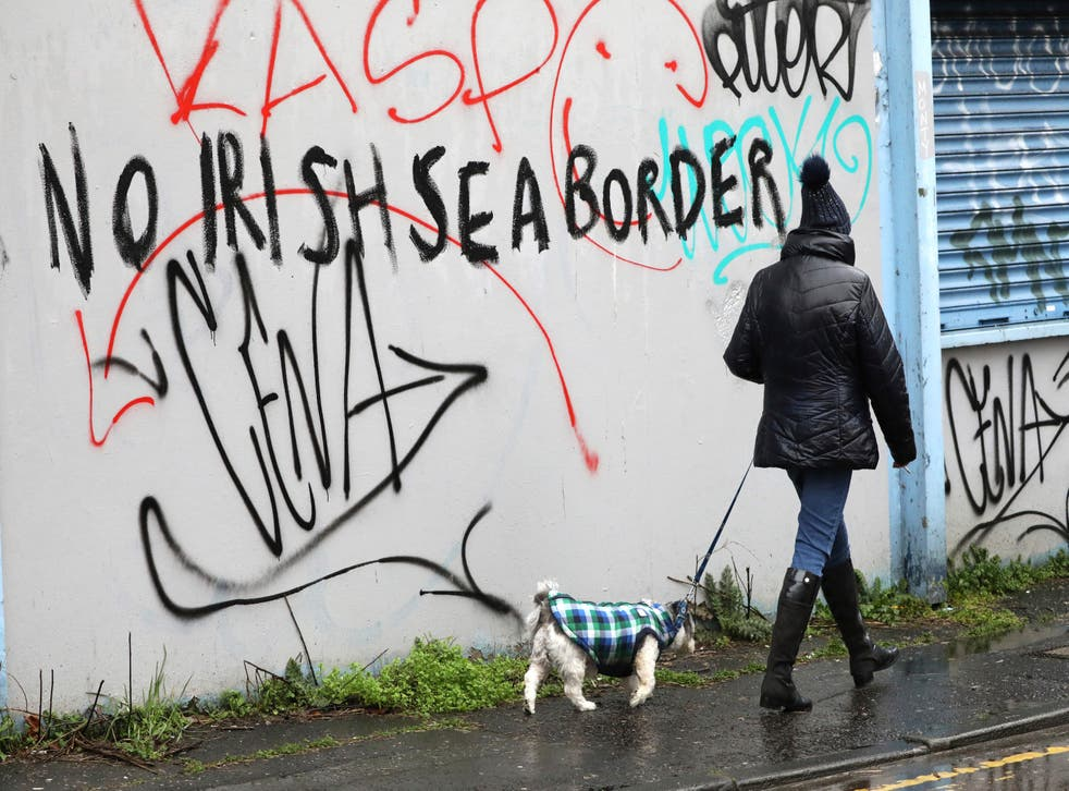 <p>The dispute between the UK and the EU over Northern Ireland trade cannot be waved away</p>