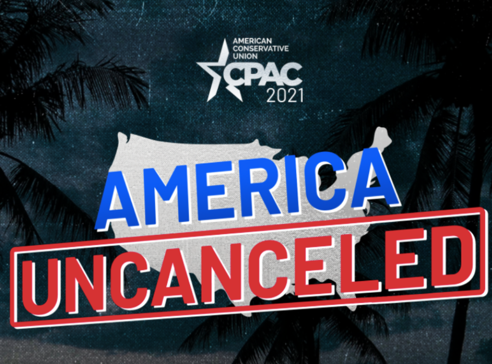 <p>The keynote speaker at CPAC on Sunday will be someone called Donald Trump. Remember him?</p>