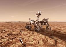 """La NASA lanza el primer audio desde Marte tomado con el rover """"Perseverance"""""""