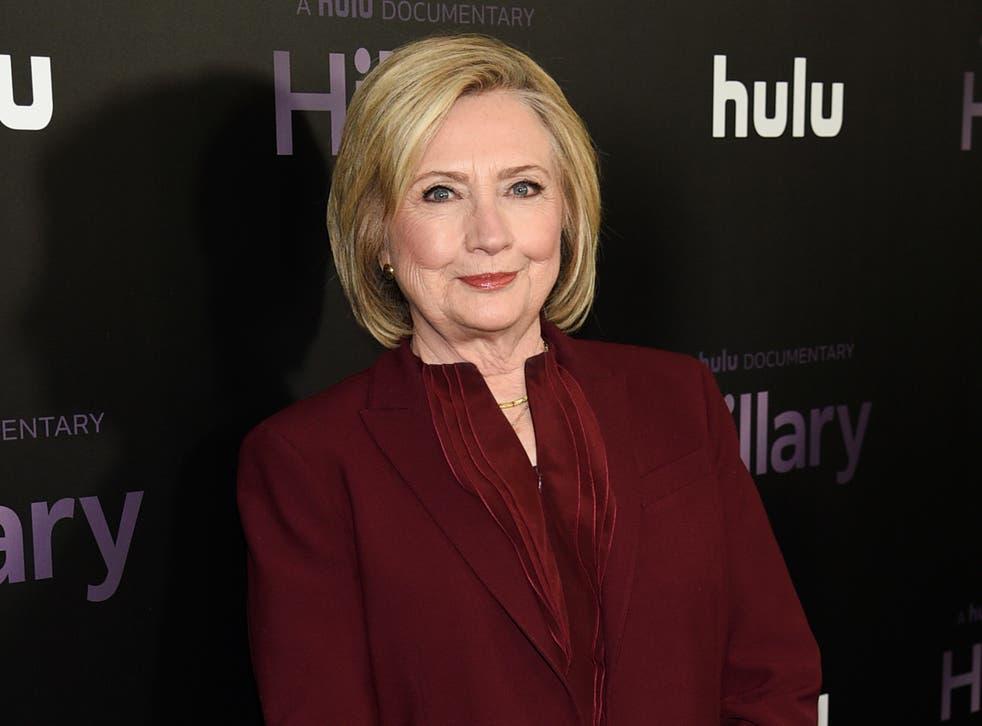 Books-Hillary Clinton-Louise Penny