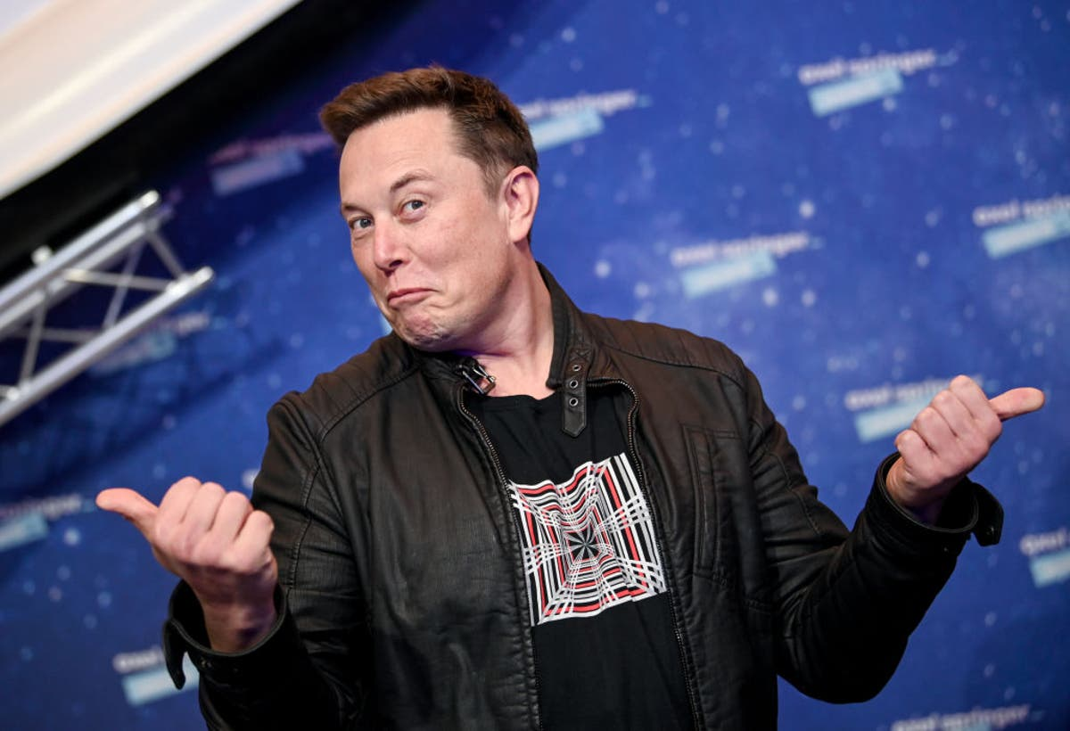 Elon Musk loses spot as world's richest person as Tesla price falls