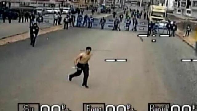 <p>Kemal Kurkut was shot dead by security forces at a checkpoint in the city of Diyarbakir on 21 March 2017  </p>