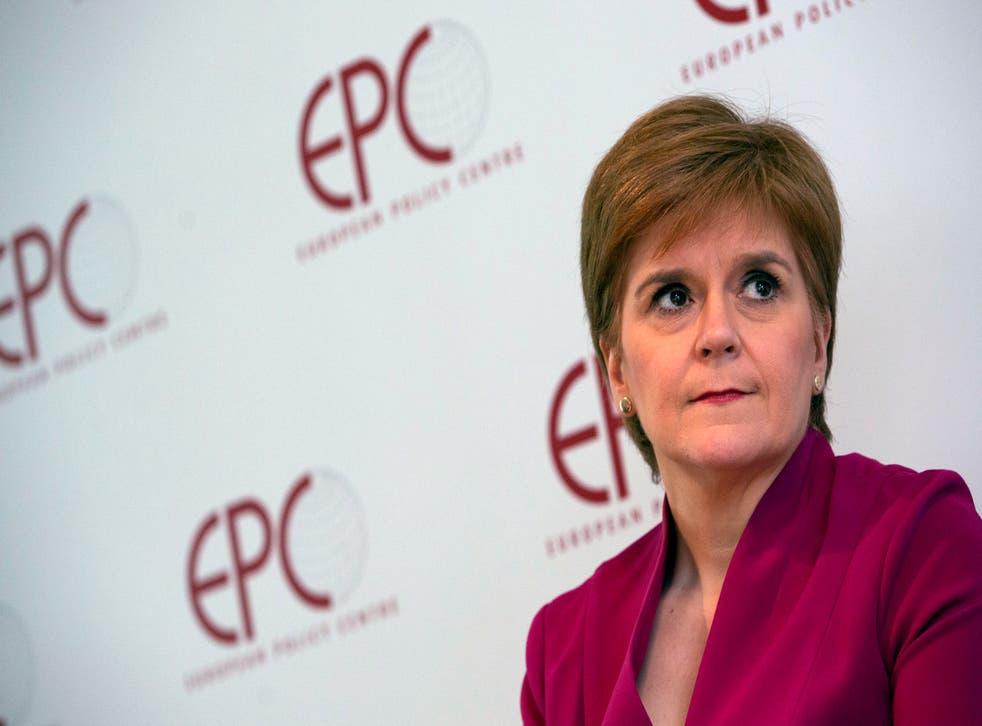 Britain Scotland Politics