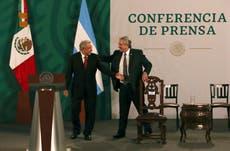 López Obrador dice que a México le va mejor que a Estados Unidos en la pandemia del COVID
