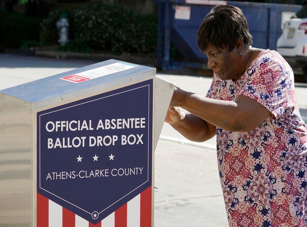 Voting Targeting Black Turnout