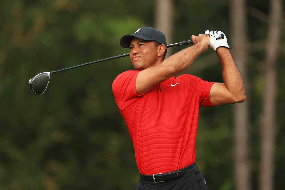 Donald Trump and Lindsey Vonn among those sharing messages of support following Tiger Woods crash