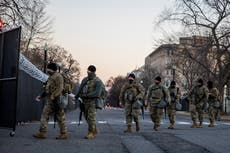 Massive 'intelligence issues' and slow-moving Pentagon left police on an island amid Capitol riot, security officials testify