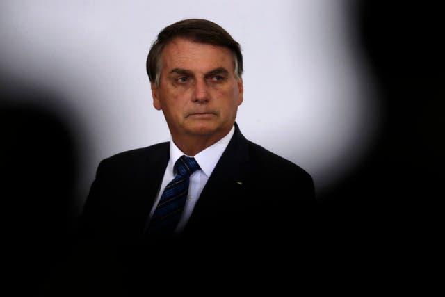 <p> El presidente Jair Bolsonaro anunció la semana pasada que el exministro de Defensa Joaquim Silva e Luna se haría cargo de la firma.</p>