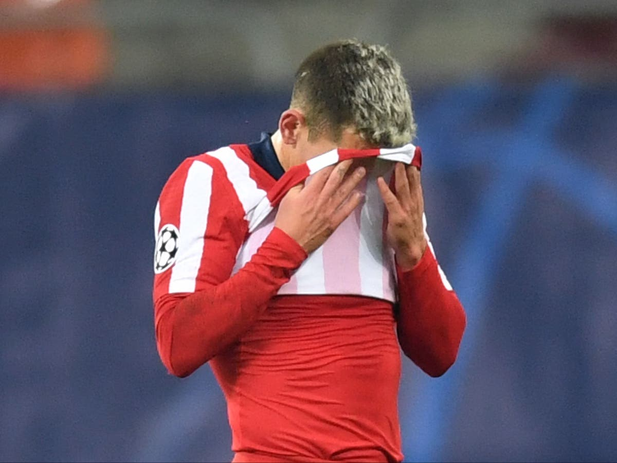 What has happened to Spanish football? Atletico Madrid follow La Liga rivals in falling flat on big stage