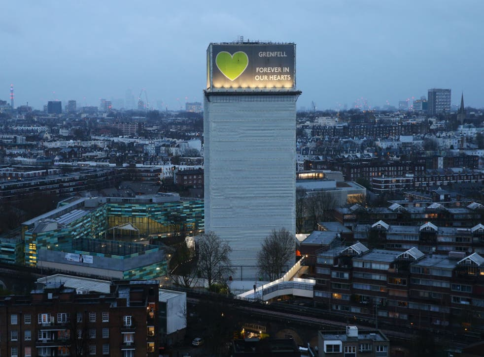 <p>The fire in west London killed 72 people in June 2017, and its ramifications are being felt in homes up and down the country</p>