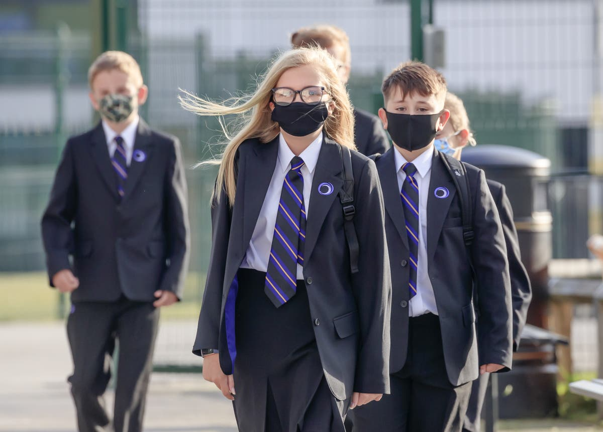 Child abuse? How masks in schools became latest cause of Covid rage