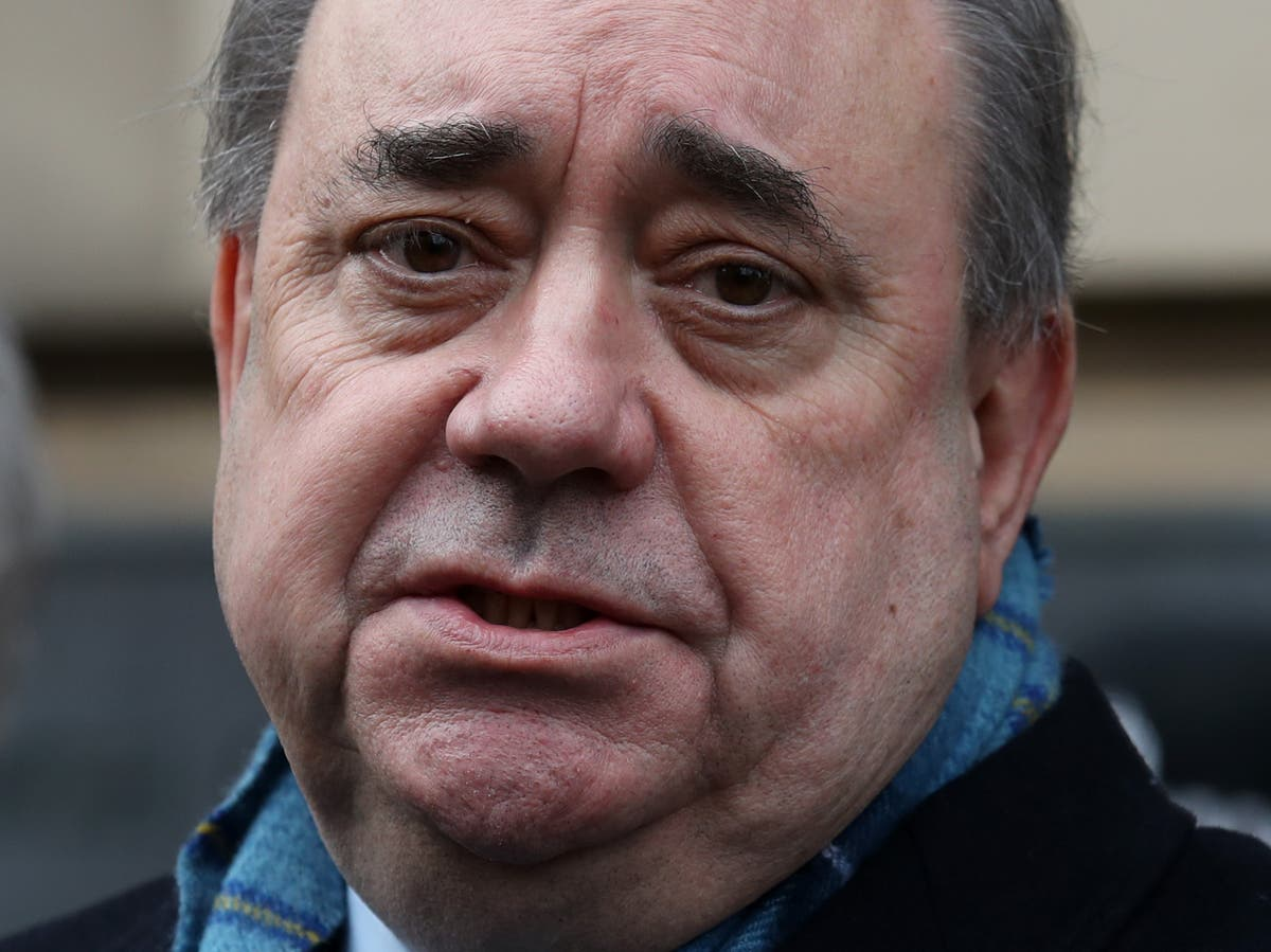 Salmond believes 'conspiracy' aimed to stop his political comeback, says ally