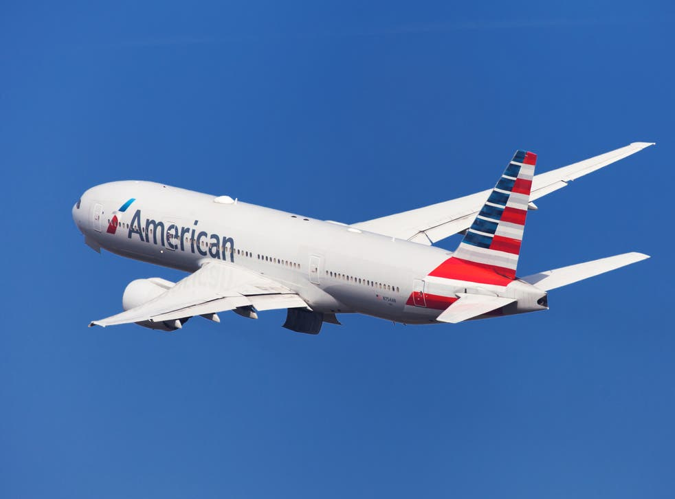 <p>The 'object' was spotted by American Airlines crew</p>