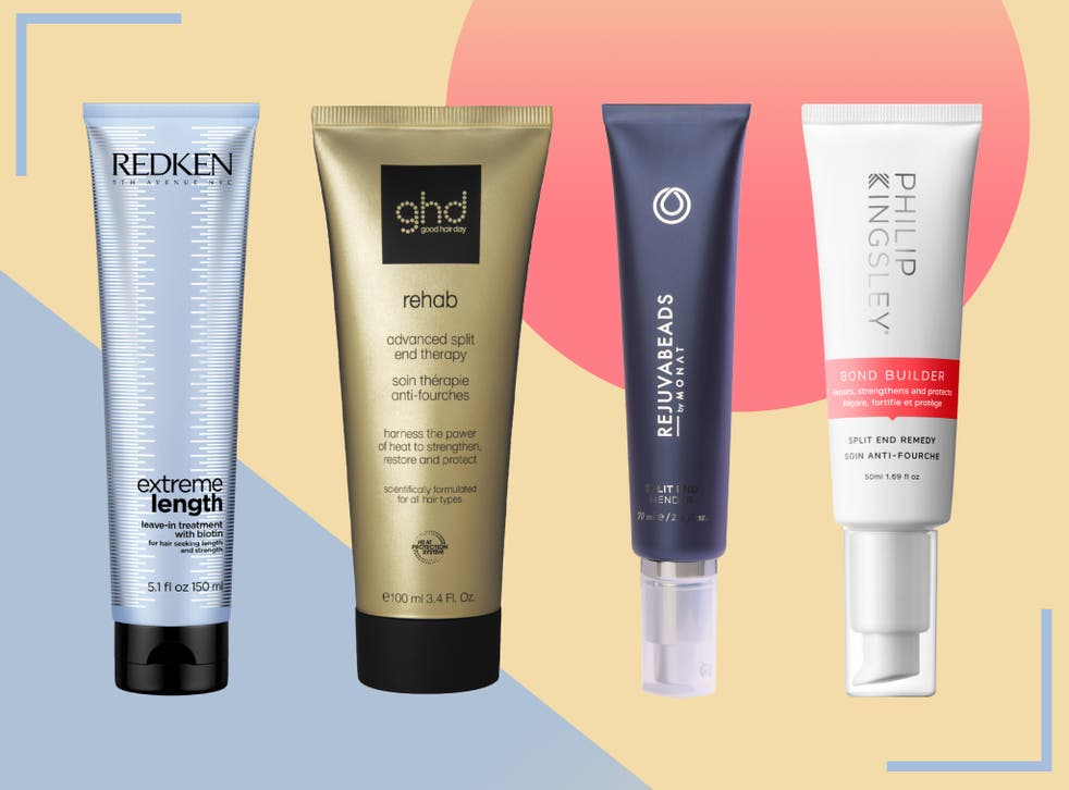 <p>Choose from serums, sprays and leave-in conditioners to not only make split-ends look healthier but prevent them in the first place</p>