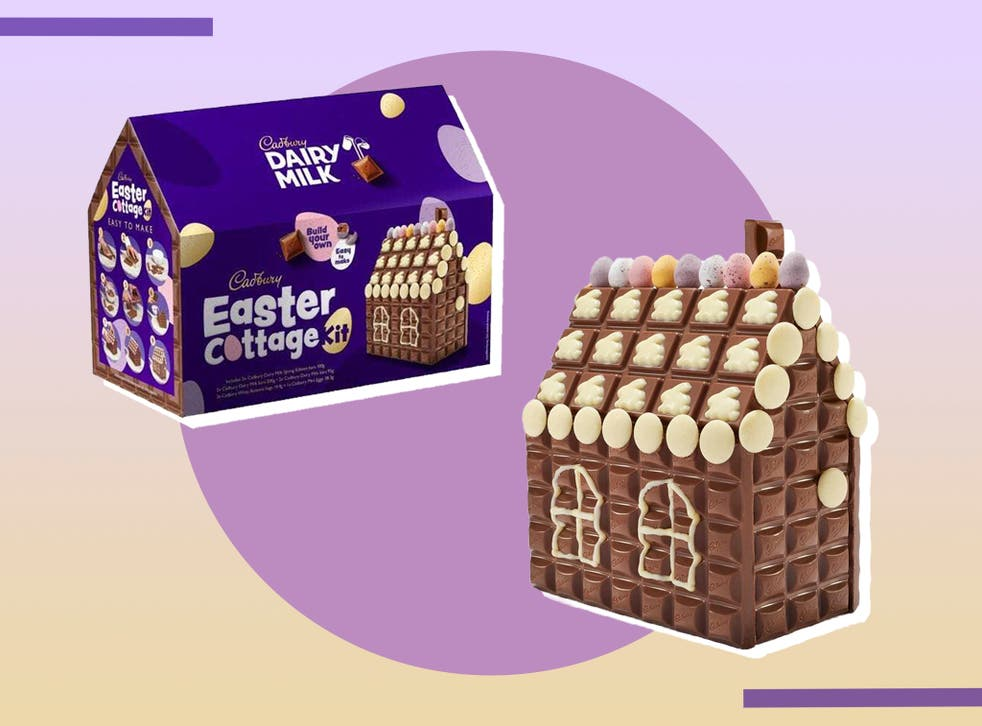 <p>We know what we'll be scoffing on Easter Sunday</p>