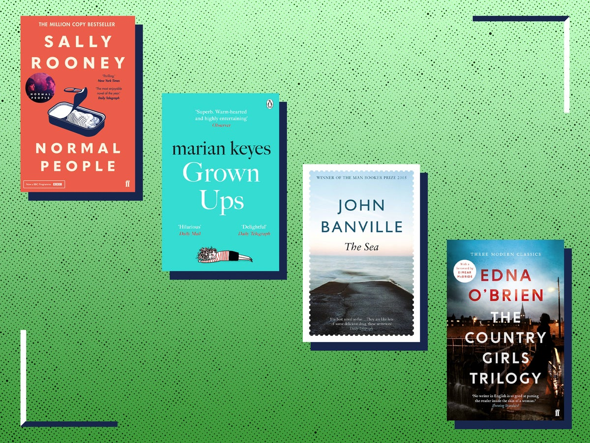 Christmas Hamper Book 2021 Ireland St Patrick S Day 2021 Best Books By Irish Authors The Independent