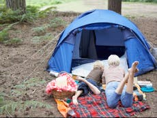 UK travel: is camping the ultimate outdoor escapism or hell on earth?