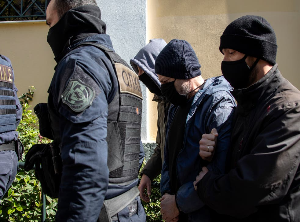 Greece Director Rape Charges