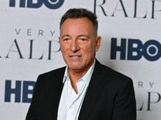 Bruce Springsteen fue multado con 500 dólares por beber alcohol en un parque nacional