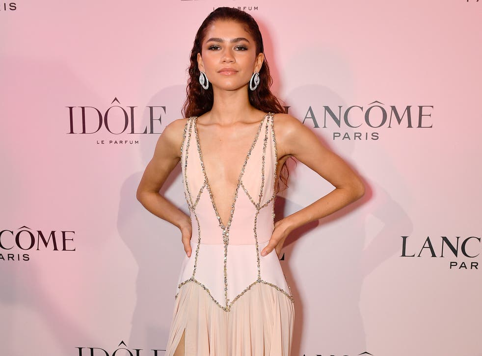 Zendaya changes interview question to be gender-neutral
